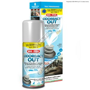 Odorbact Out Talc Purifying Interior