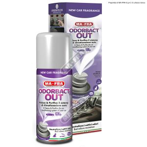 Odorbact Out New Car Interior Purifying
